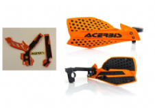 New Acerbis Frame Cover X-Grip BLK OR SX SXF 250 11-15 X Ultimate HandGuards